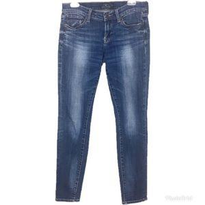 Lucky Brand Jeans Charlie Skinny 4/27